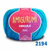 Amigurumi - 2194-turquesa