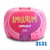 Amigurumi - 3131-chiclete-rosa