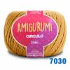Amigurumi - 7030-mostarda