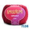 Amigurumi - 7136-marsala