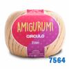 Amigurumi - 7564-porcelana