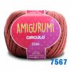 Amigurumi - 7567-cacau