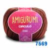 Amigurumi - 7569-tabaco