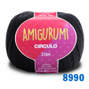 Amigurumi - 8990-preto