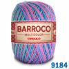 Barroco Multicolor 4/6 - 9184-sereia