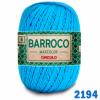 Barroco Maxcolor 6 - 2194-turquesa